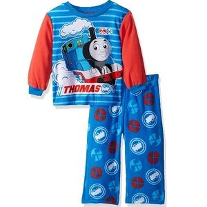 Sleep Set Thomas & Friends Fleece 2- Piece Pajama